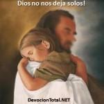 Disfruta la compañia de Nuestro Dios
