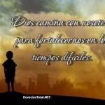Dios camina con nosotros