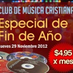 Club de Música Cristiana – Especial de fin de Año