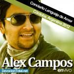 Manos en alto – Alex Campos