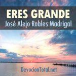 No hay nada igual – José Alejo Robles madrigal